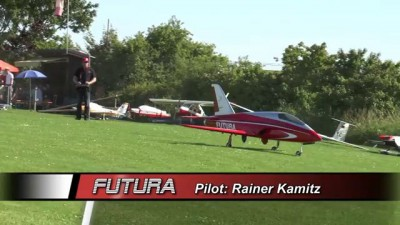 Rc FUTURA Jet - Fast and Low