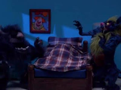 Одеяло не спасет от монстров