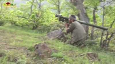 Курдские повстанцы сбили турецкий армейский вертолёт