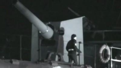 RUS Cruiser 1 AURORA Fires