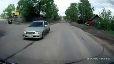 Крик души! Спокойная и размеренная езда по Красноярску