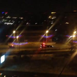 Путин едет в Кремль в 1:15 ночи