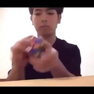 Мастер-класс по сбору кубика Рубика
