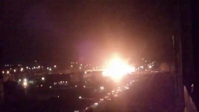 Взрыв в Твери (Автокооператив №99) 21.11.12