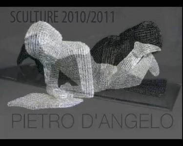 Pietro D'Angelo, sculture 2010/2011