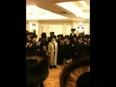 Harlem shake (Orthodox version)