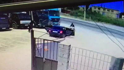 Расстрел полицейских в Дагестане