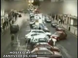 Борьба за парковку