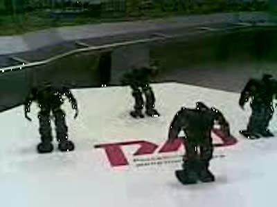 Человекоподобные роботы