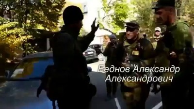 Украина. Разборки в ЛНР