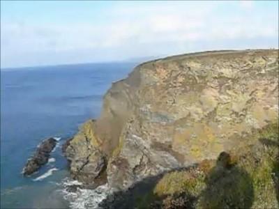 Обрушение скалы