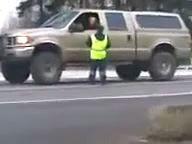 """Большой джип или """"маленький полицай"""""""