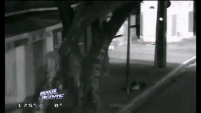 Грабителя задержали по горячим следам