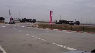 Переброска войск РФ к границам Украины - Русские идут 12.03.14