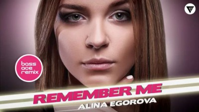 Alina Egorova - Remember Me (Bass Ace Remix) [Clubmasters Records]