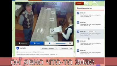 Веб ВЫБОРЫ 2012 СМЕШНЫЕ МОМЕНТЫ! Presidential elections tricks in Russia!