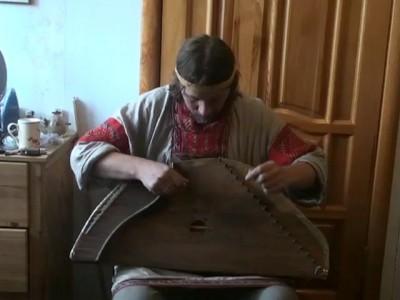 Егор Стрельников - гусли - Колыбельная