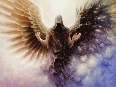 ангел света картинки