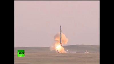 Запуск российской ракеты с южнокорейским спутником