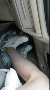 Ноги и педали