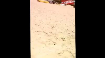 Расстрел туристов на пляже в Тунисе