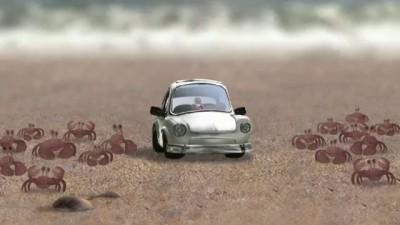 Краб и автоваз