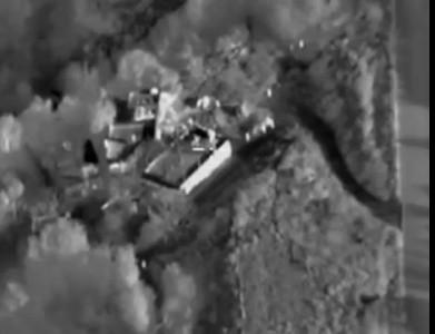 Уничтожение тренировочного лагеря террористической группировки ИГИЛ (пров. ИДЛИБ)