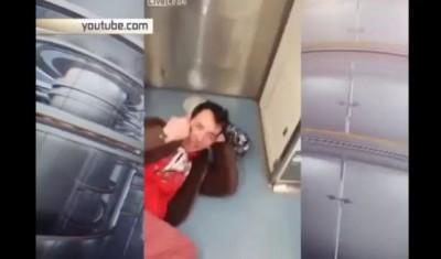 в Лондоне «Русский богатырь» спасает европейцев от озверевших мигрантов с Ближнего Востока