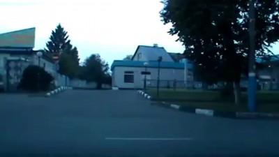 Брянская полиция десять минут ловила гонщика на мотоцикле