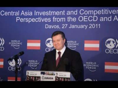 Провал Януковича