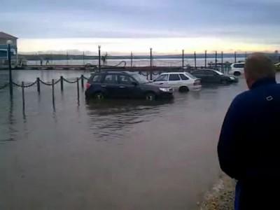 Самара, потоп