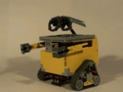 Wall-e - трансформер