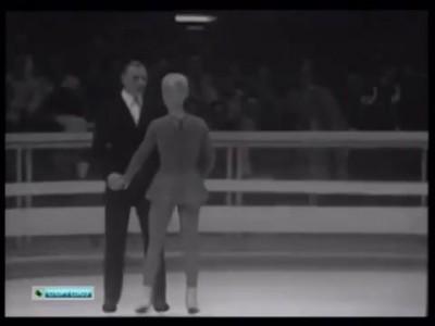 Л. Белоусова и О. Протопопов - 1968 г.