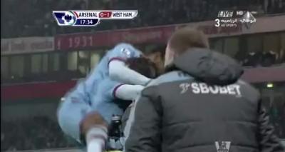 АПЛ. Арсенал - Вест Хэм (5-1)