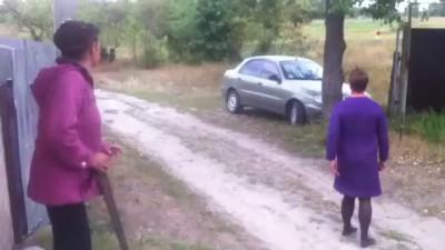 """Новый боевик 2015 """"День села"""""""