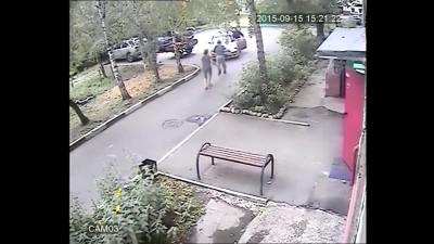 Парень на марке украл картошку в Иркутске