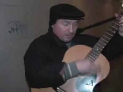 Сергей Васильев - ''Дорога'' (песня в переходе)