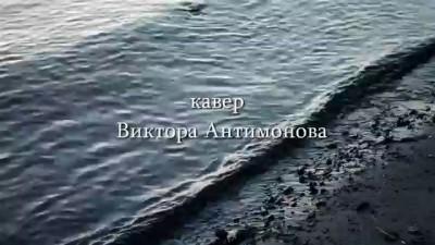 Виктор Цой - Раньше В Твоих Глазах (кавер Виктора Антимонова)