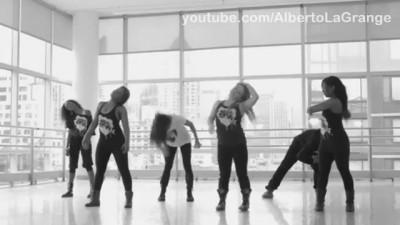 """Beyoncé: """"Move Your Body"""" [Flash Workout Routine]"""