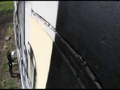 Madc рисует на стенах