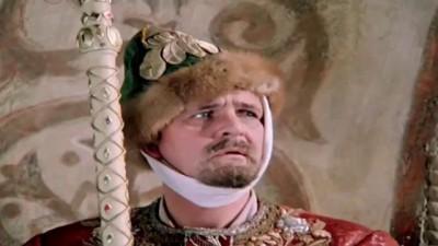 """Иван Васильевич меняет профессию.""""Царя,царя,шайбу"""""""