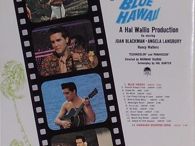 ELVIS PRESLEY - HAWAII