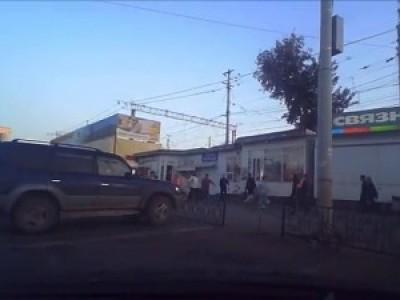 Вокзал Пермь 2 развод на стоянке
