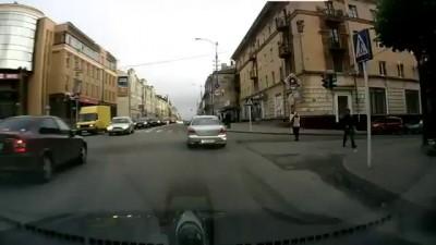 ДТП. Сбили пешехода