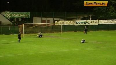 Termeno vs. Dro - Epic fail penalty - Stupidest goalkeeper ever?