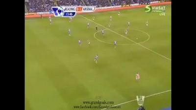 Reading vs Arsenal 2 - 5 All Goals & Full Highlights 17/12/2012