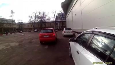 Параллельная парковка (обучающий ролик)