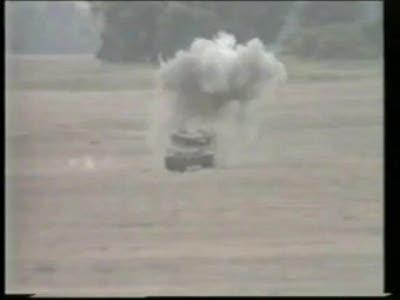 Killing a Tank