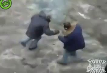 Как чихают суровые Челябинские мужики