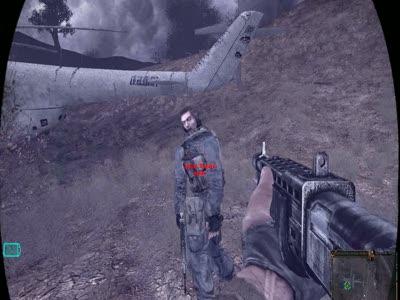 Зомби в S.T.A.L.K.E.R.'е заключило